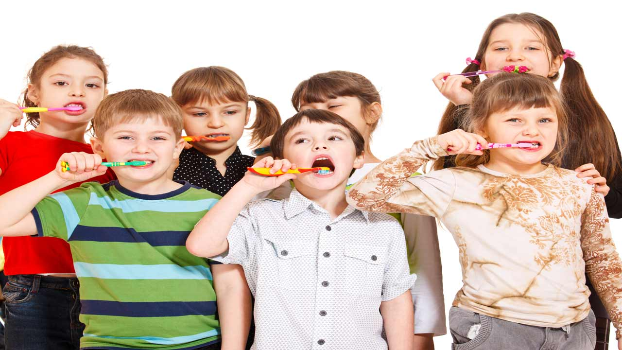 Oral health in children