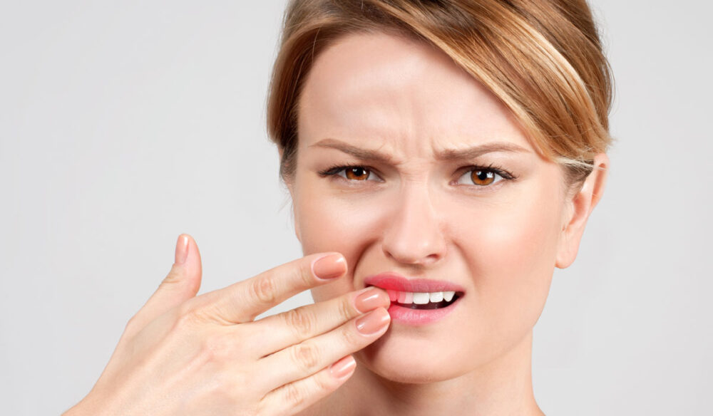 Symptoms of toothache