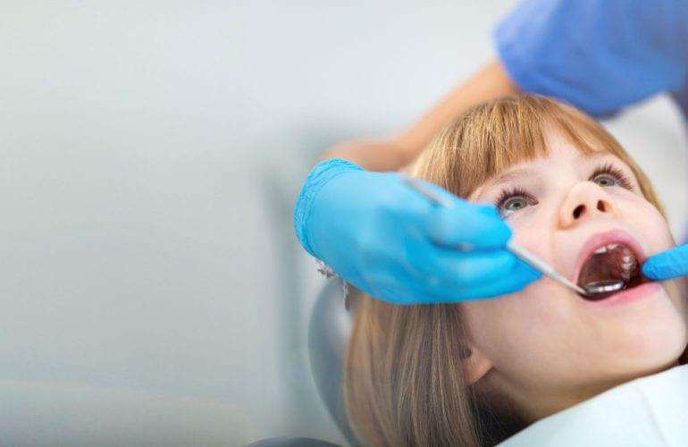 Pediatric Dentist in Falls Church